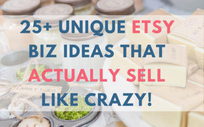 25+ Unique Etsy Niche Ideas That Actually Sell Like Crazy!