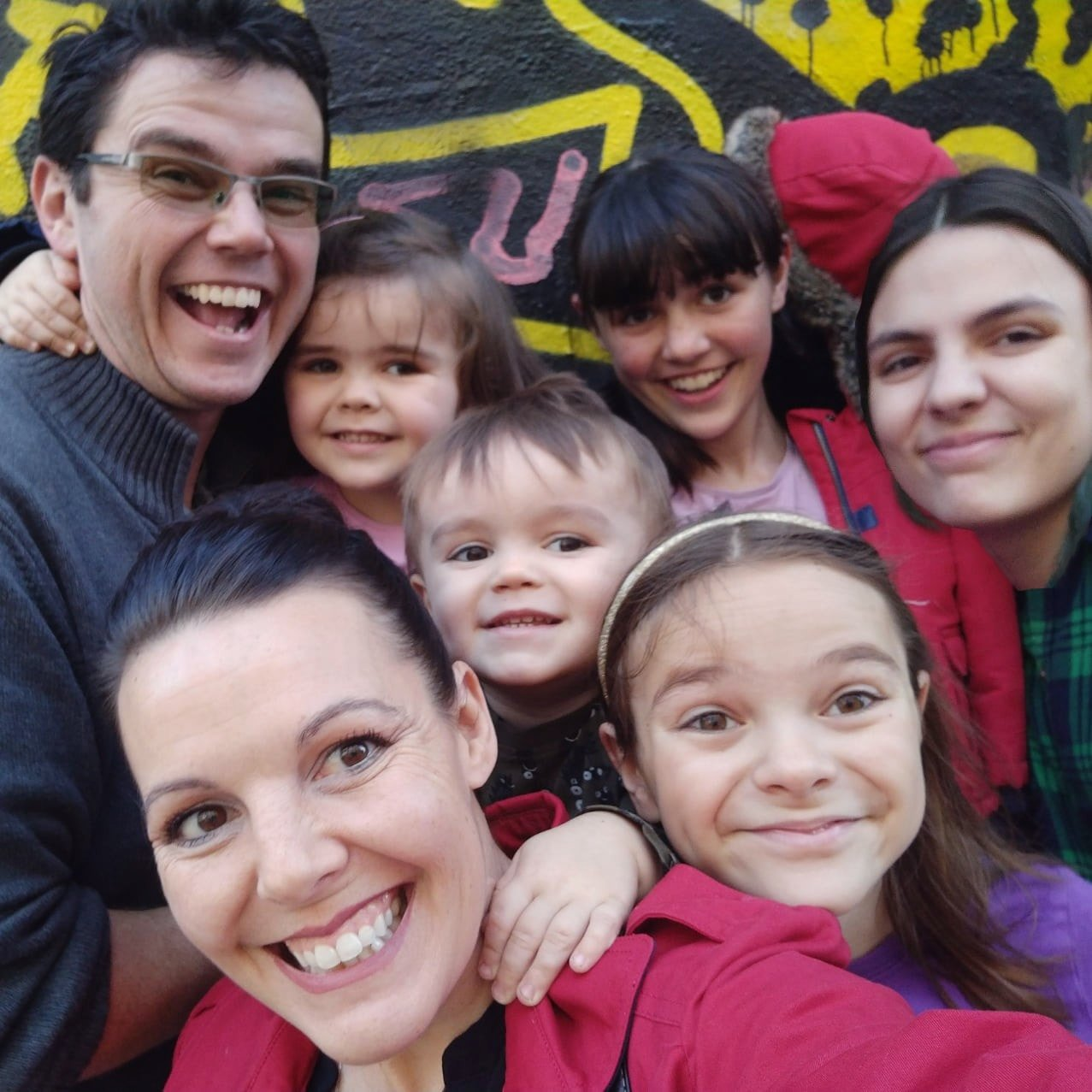 The Lathrop Family