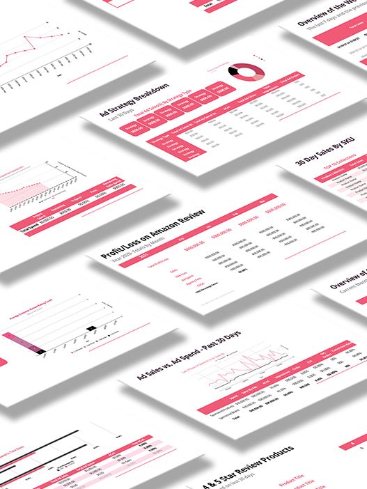 Case Study: Individualized Reporting Made To Grab BIG Clients!